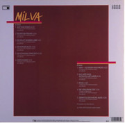 LP - Milva - Mut Zum Risiko - + Poster