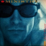 12'' - Ministry - All Day / Everyday (Is Halloween) - BLUE SLEEVE