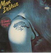 LP - Mink De Ville - Le Chat Bleu