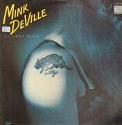 LP - Mink DeVille - Le Chat Bleu