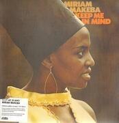 LP - Miriam Makeba - Keep Me In Mind