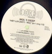 12'' - Mobb Deep Featuring 112 - Hey Luv (Anything)