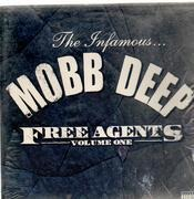 Double LP - MOBB DEEP - Free Agents: The Murda Mixtape