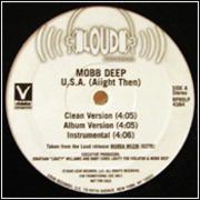 12'' - Mobb Deep - U.S.A. (Aiight Then)