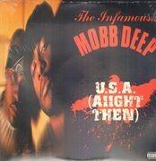 12inch Vinyl Single - Mobb Deep - U.S.A. (Aiight Then) - Still Sealed
