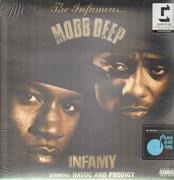 Double LP & MP3 - Mobb Deep - Infamy - +download