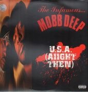 12inch Vinyl Single - Mobb Deep - U.S.A. (Aiight Then)