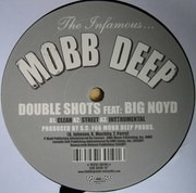 12'' - Mobb Deep - Double Shots / Favorite Rapper