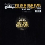 12'' - Mobb Deep - Put Em In Their Place - still sealed