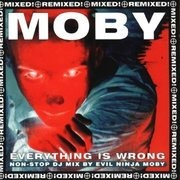 Double CD - Moby - Everything Is Wrong - Remixed