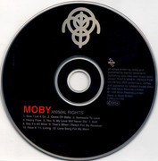 Double CD - Moby - Animal Rights