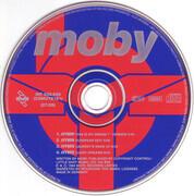 CD Single - Moby - Hymn