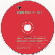 Double CD - Moby - Play
