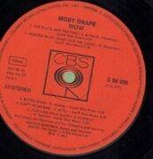 Double LP - Moby Grape - Wow / Grape Jam - BOXED CBS