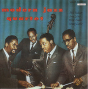 CD - The Modern Jazz Quartet - Modern Jazz Quartet
