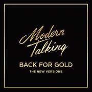 LP - Modern Talking - Back For Gold