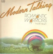 LP - Modern Talking - Romantic Warriors - The 5th Album