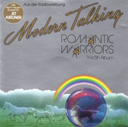 CD - Modern Talking - Romantic Warriors - The 5th Album