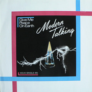 12'' - Modern Talking - Give Me Peace On Earth
