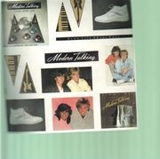 LP - Modern Talking - Let's Talk About Love - + complete sticker sheet