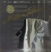 LP - Modern Talking - The 1st Album - embossed cover