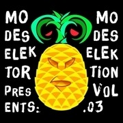 Double LP & MP3 - Modeselektor Proudly Presents - Modeselektion Vol.3 - PROUDLY PRESENTS