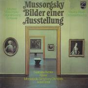 LP - Modest Mussorgsky - Bilder Einer Ausstellung (S. Richter / Dorati)