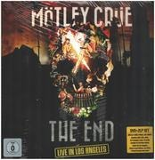 Double LP - Mötley Crüe - The End - Live In Los Angeles - + DVD