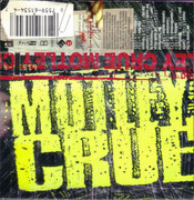 MC - Mötley Crüe - Motley Crue - Still Sealed
