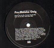 12'' - Moloko - Fun For Me (Pro-Moloko Only)