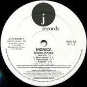 12inch Vinyl Single - Monica - Get It Off (feat. Dirtbag) / Knock Knock