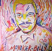 12inch Vinyl Single - Moniker - Billy D