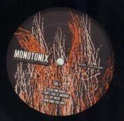 LP - Monotonix - Where Were You When It Happened?