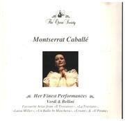 CD - Montserrat Caballé - Her Finest Performances - Verdi & Bellini