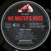LP - Morrissey - Viva Hate