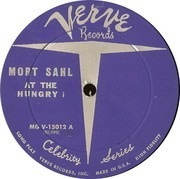LP - Mort Sahl - At The Hungry I