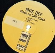 Double LP - Mos Def - Black On Both Sides