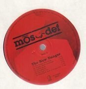 Double LP - Mos Def - The New Danger