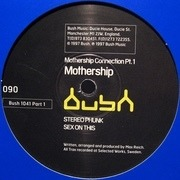 12'' - Mothership - Mothership Connection Pt 1