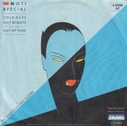 7'' - Moti Special - Cold Days Hot Nights / Out Of Tune