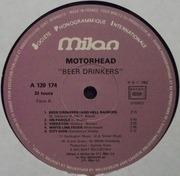 LP - Motörhead - Beer Drinkers