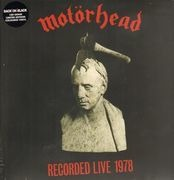 LP - Motörhead - What's Words Worth? - Recorded Live 1978 - coloured vinyl