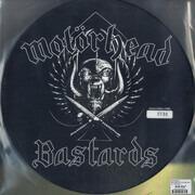 Picture LP - Motörhead - Bastards - numbered/ still sealed