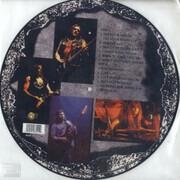 Picture LP - Motörhead - Bastards - numbered
