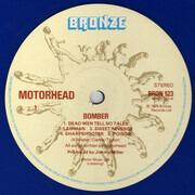 LP - Motörhead - Bomber - Blue