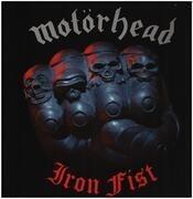 LP - Motörhead - Iron Fist - Grey Lettering