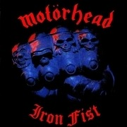 LP - Motörhead - Iron Fist