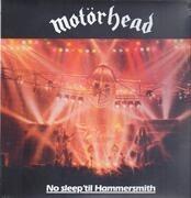 LP - Motörhead - No Sleep 'til Hammersmith
