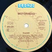 LP - Motörhead - Overkill