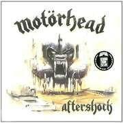 LP - MOTORHEAD - PD-AFTERSHOCK